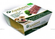 Applaws Dog Pate with Beef & vegetables, паштет для собак с говядиной и овощами - kotopes66.ru