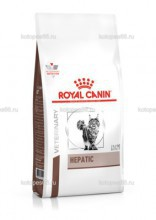 Сухой корм Royal Canin Hepatic, диета для кошек при заболеваниях печени - kotopes66.ru