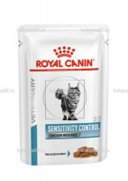 Royal Canin Sensitivity Control диета при пищевой аллергии - kotopes66.ru