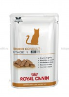 Royal Canin Senior Consult Stage 1, корм для котов старше 7 лет - kotopes66.ru