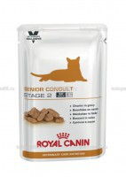 Royal Canin Senior Consult Stage 2, корм для котов старше 7 лет - kotopes66.ru